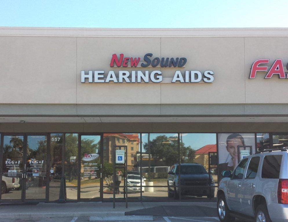 NewSound Hearing Center in Webster, TX